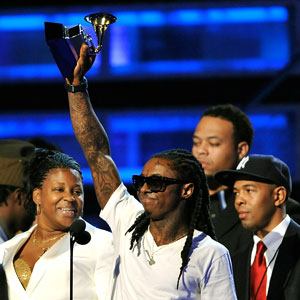 Lil Wayne Grammy