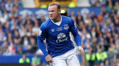 Wayne Rooney - Everton